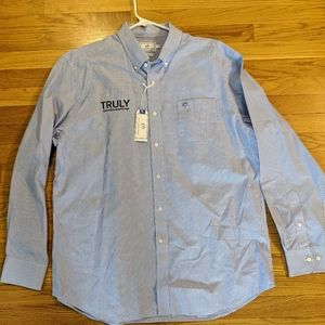 NWT truly southern tide button down xl